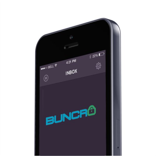 Buncro- Secure Files Storage
