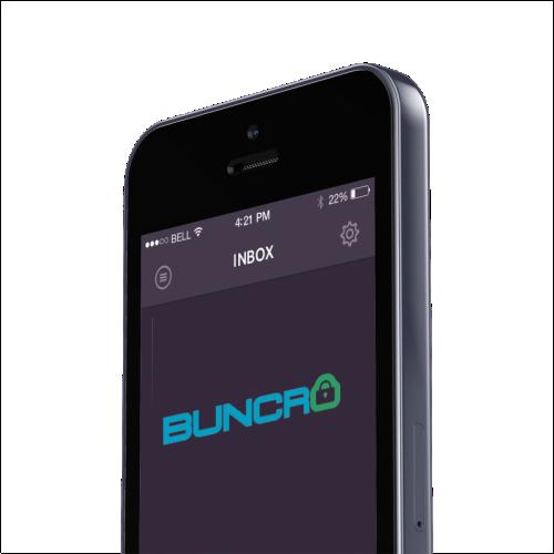 Buncro- Secure Files Storage
