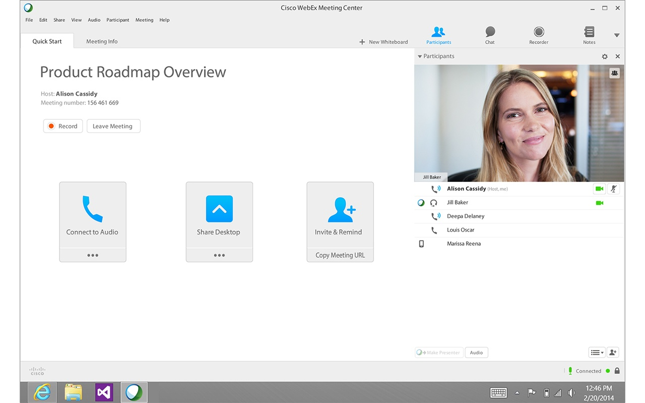 Teleconferencing Software